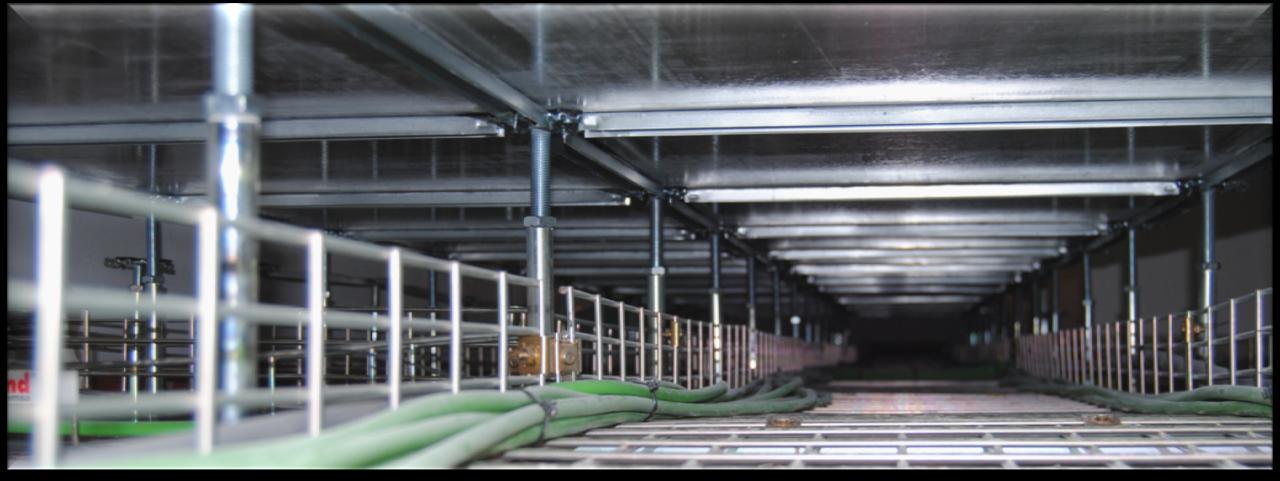 Detalle suelo tecnico detalle instalacin estuco sobre - Suelo tecnico exterior ...